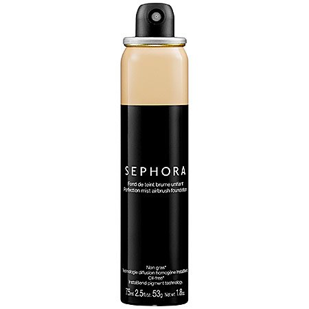 SEPHORA Perfection Mist Airbrush Foundation color Medium