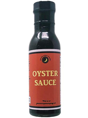 Premium   OYSTER SAUCE   Crafted in Small Batches with Farm Fresh Ingredients for Premium Flavor and Zest
