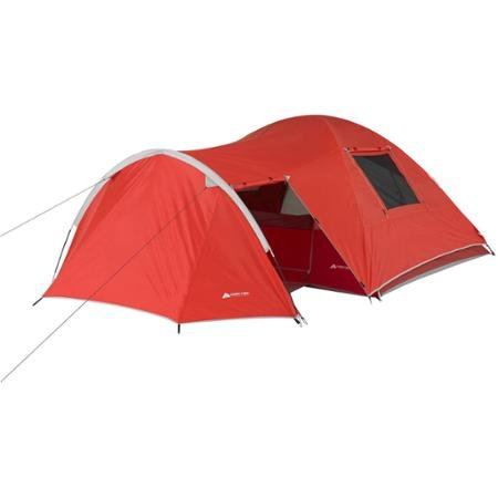 Ozark Trail 4-Person Dome Tent with Vestibule