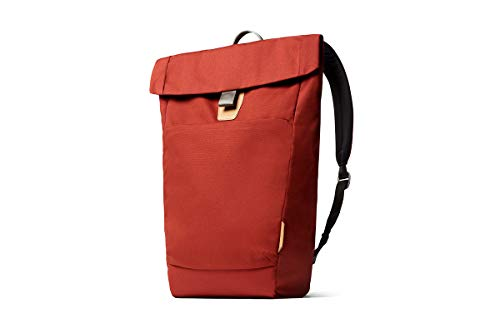 Bellroy Studio Backpack (Office Backpack, Fits 15' Laptop Computer) - Red Orchre