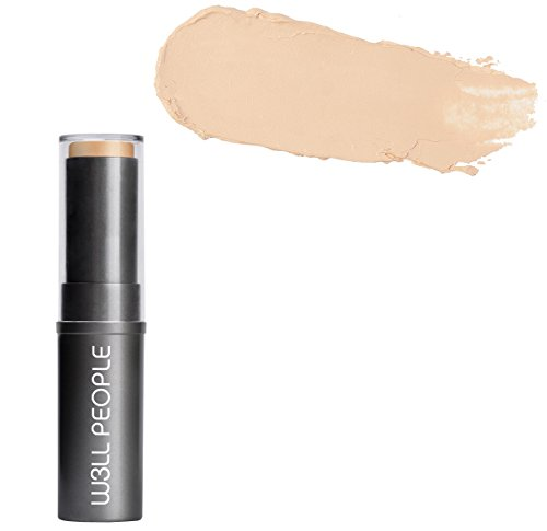 W3LL PEOPLE - Natural Narcissist Foundation Stick | Clean, Non-Toxic Makeup (Pale Ivory)