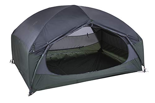 Marmot Unisex's Limelight 3P Ultralight 3 Person, Small 3 Man Trekking, Camping Tent, Absolutely Waterproof, Cinder/Crocodile