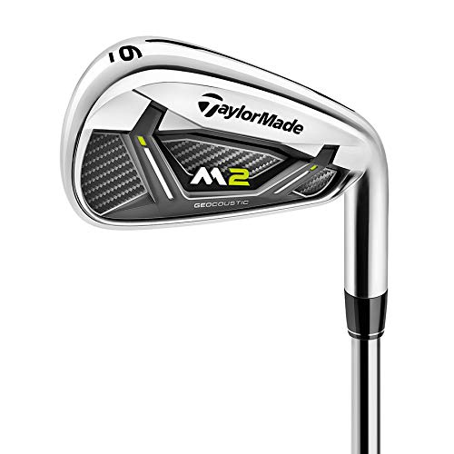 TaylorMade Golf M2 Iron Set 4-PW Right Hand Graphite Mature Flex