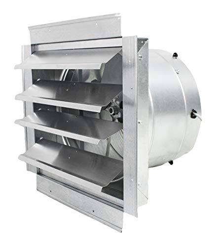 Powerful Industrial Exhaust and Ventilation Fan (14 Inch)