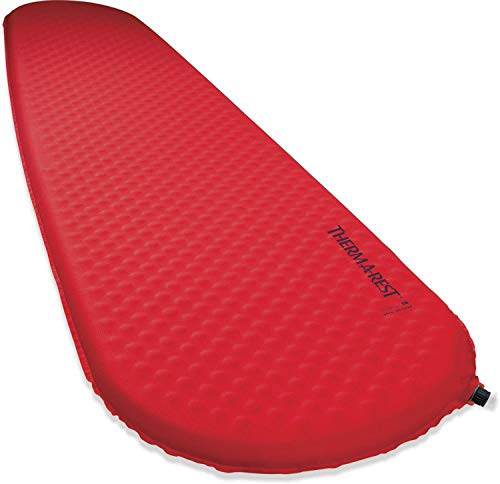 Therm-a-Rest Prolite Plus Ultralight Self-Inflating Backpacking Pad, WingLock Valve, Small - 20 x 47 Inches