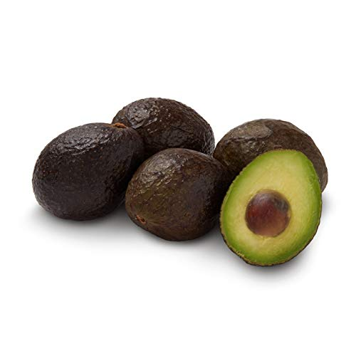 Organic Hass Avocados, 4 Count