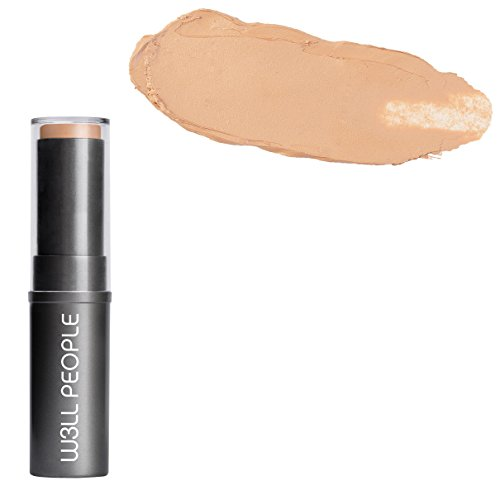 W3LL PEOPLE - Natural Narcissist Foundation Stick | Clean, Non-Toxic Makeup (Fair Golden)