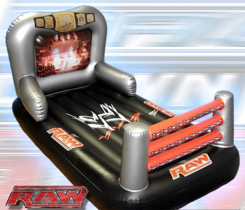 WWE - Ring Bed
