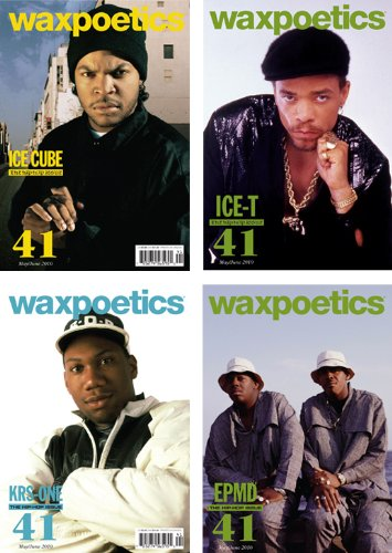 Wax Poetics: Issue #41 (The Hip Hop Issue)
