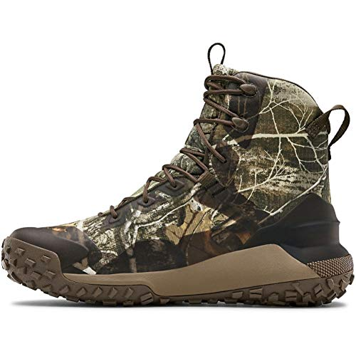 Under Armour Unisex-Adult HOVR Dawn Wp 400g Hiking Boot