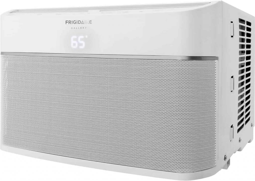 Frigidaire FGRC1044T1 10000 BTU Cool Connect Smart Window Air Conditioner with Wifi Control