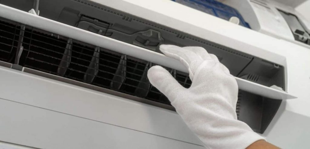 How to Keep Condensing Unit Cooling Fins Clean and Straight