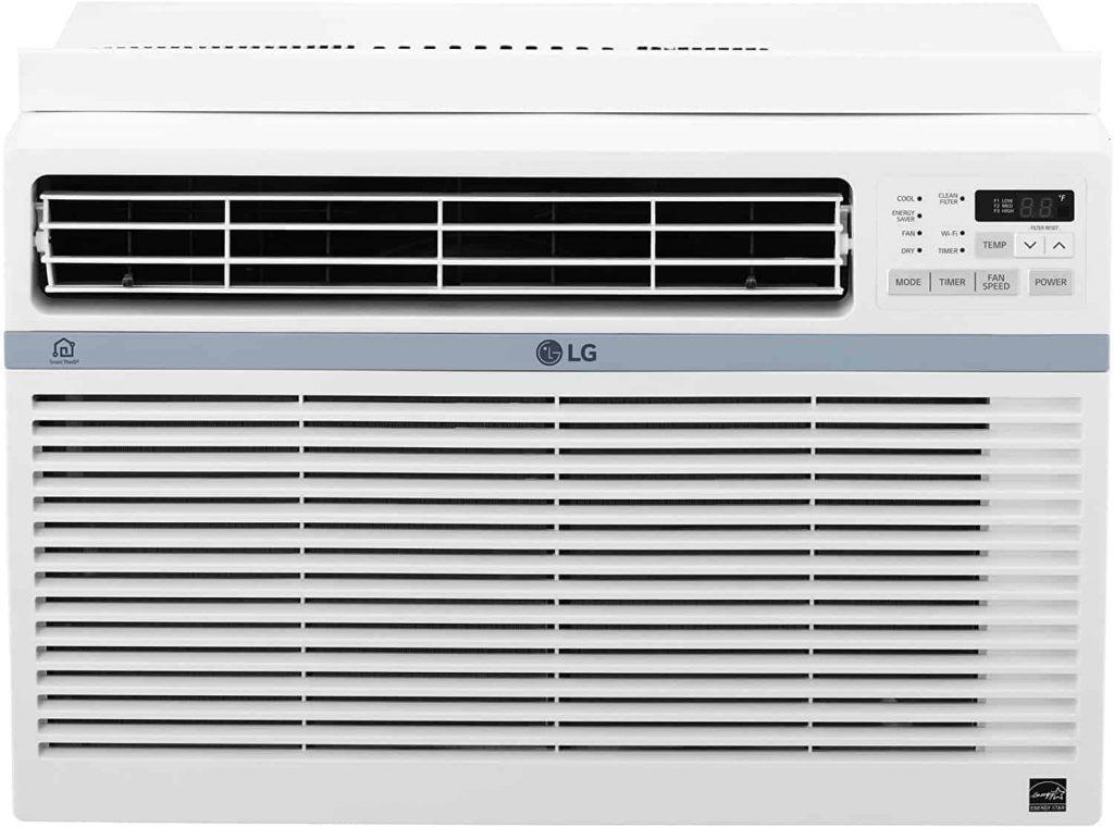 LG LW1216ER 12,000 BTU 115-Volt Window Air Conditioner