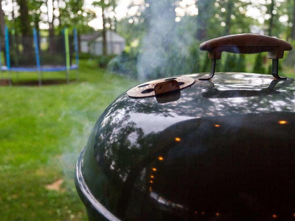 Weber Original Kettle Premium Charcoal Grill