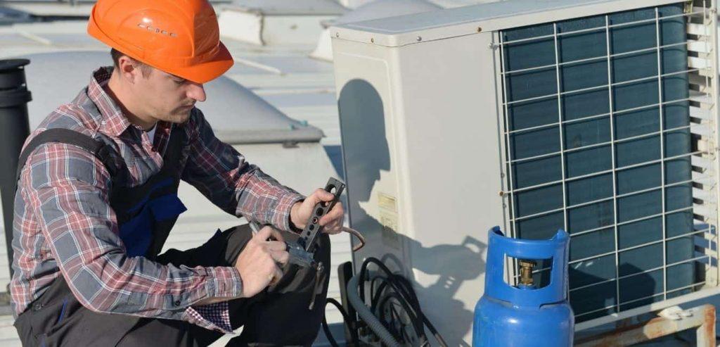 Window Air Conditioning Repair
