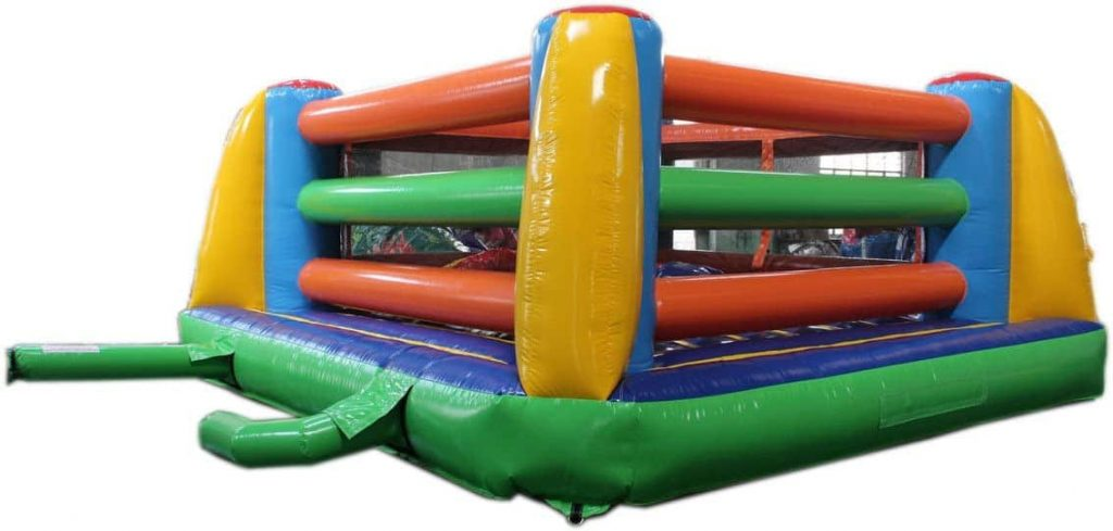 Gorilla Bounce Commercial Grade Boxing Ring Inflatable Game