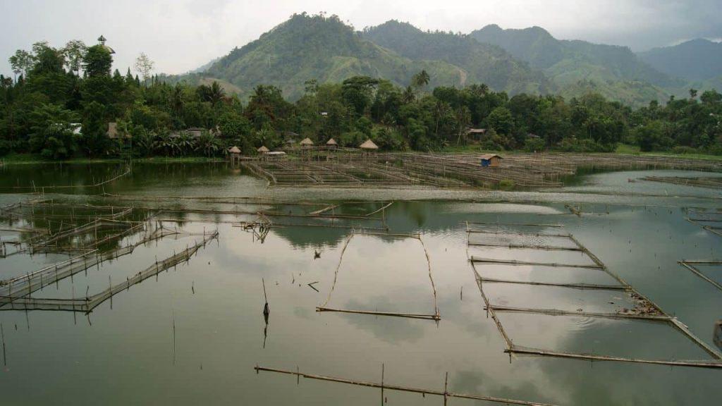 Lake Sebu in South Cotabato, Mindanao