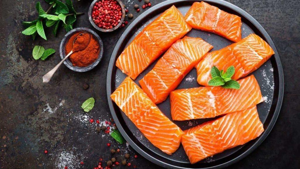 Salmon superfood