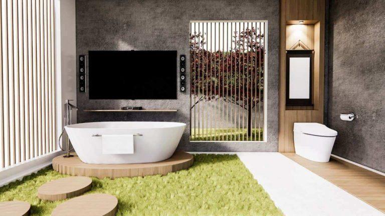 Best Bathroom TV