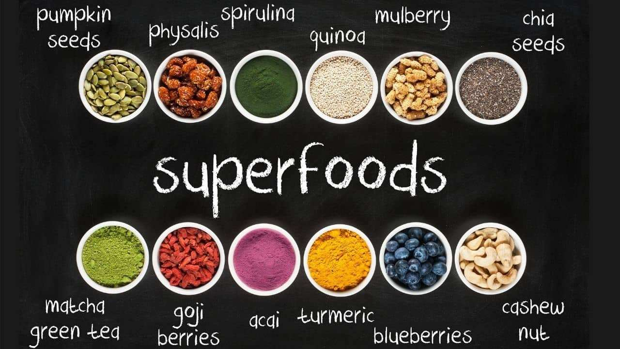 Best Packaged Superfoods