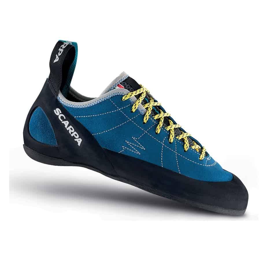 SCARPA Men's Helix Lace Rock Climbing Shoes