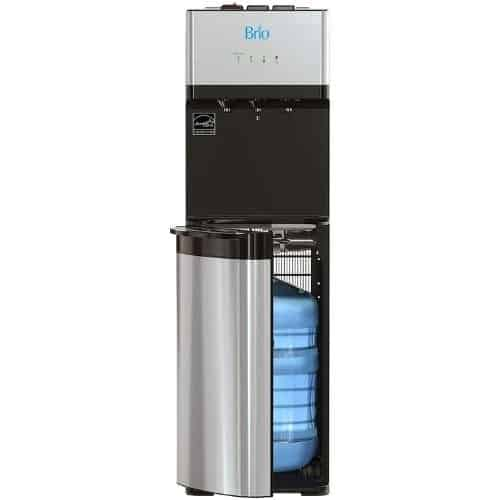 Brio Self Cleaning Bottom Loading Water Cooler Water Dispenser (2)