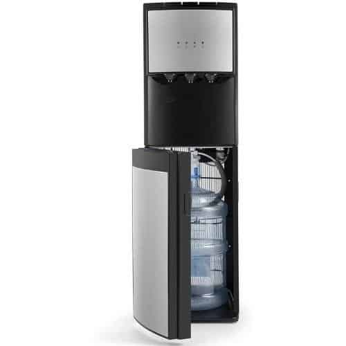 Water Dispenser Bottom Loading Hot Cold Water