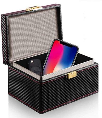 Faraday Key Fob Protector Box