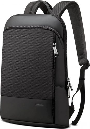BOPAI 15 inch Super Slim Laptop Backpack Men