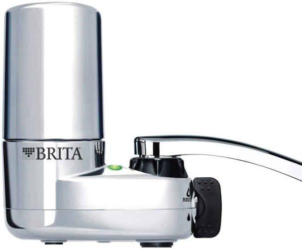 Brita Basic Faucet Water Filter System 2