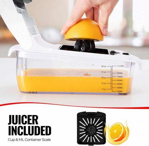 Fullstar Vegetable Chopper Dicer Mandoline Slicer
