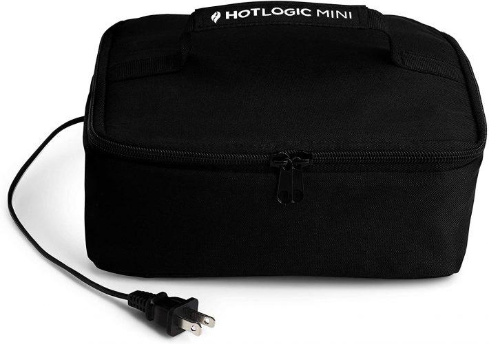 HOTLOGIC Food Warming Tote, Lunch Bag