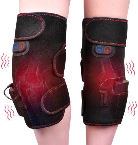 HailiCare Wireless Heated Knee Massager