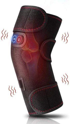 Heated Knee Brace Wrap Knee Massager