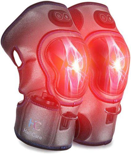 Heated Vibration Knee Massager