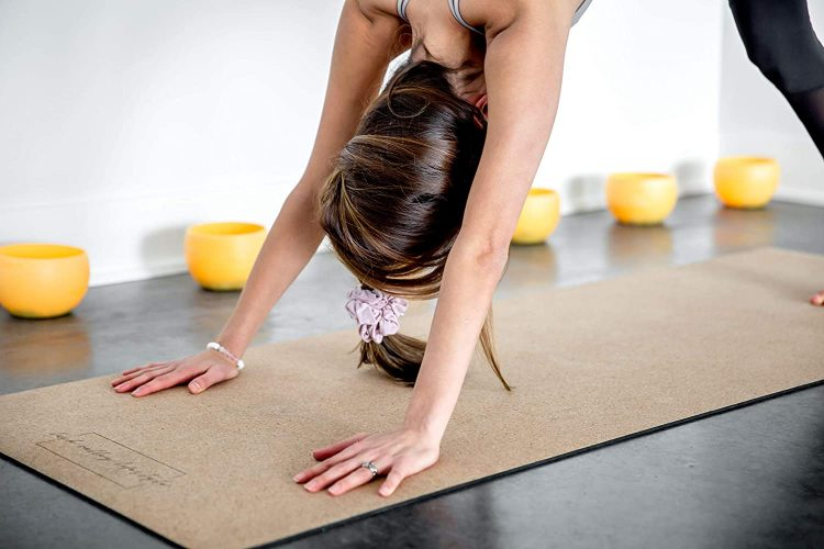 LUSH VALLEY LIFESTYLE | Premium Cork Yoga Mat