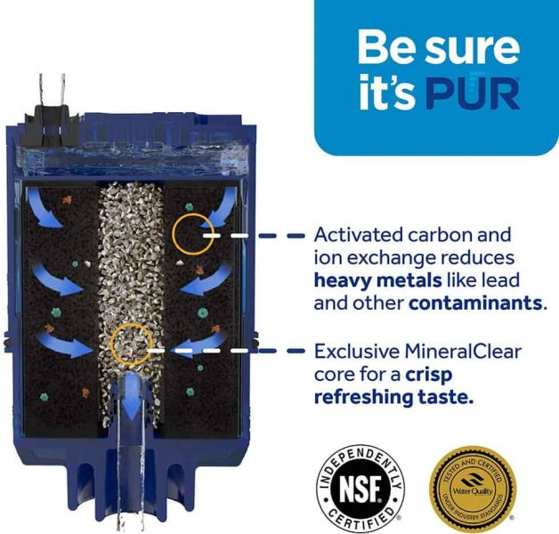 PUR PFM400H Faucet Water Filtration System2