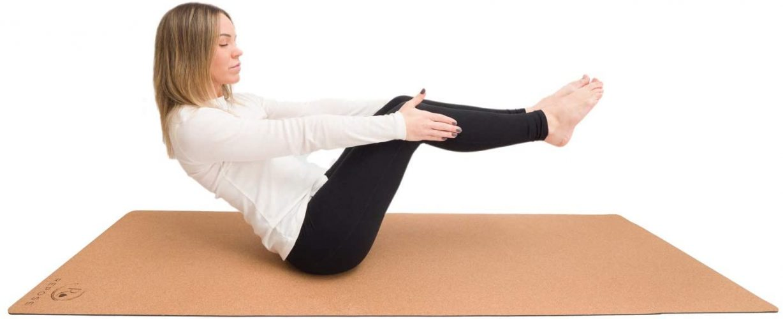 REPOSE Eco-Friendly yoga mat