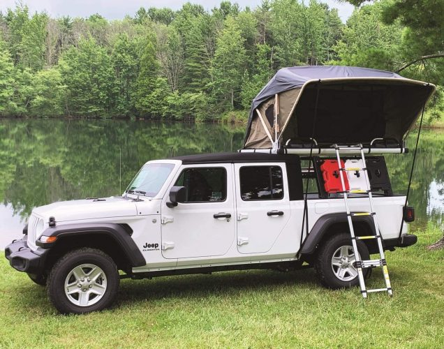 Raptor Series 100000-126800 Offgrid Voyager Truck SUV Camping Rooftop Tent