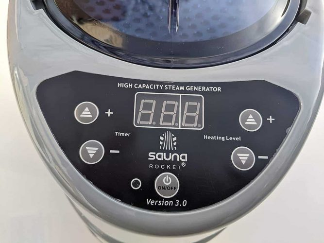 Sauna Rocket | 2-Person Home Steam Sauna Kit for Recovery