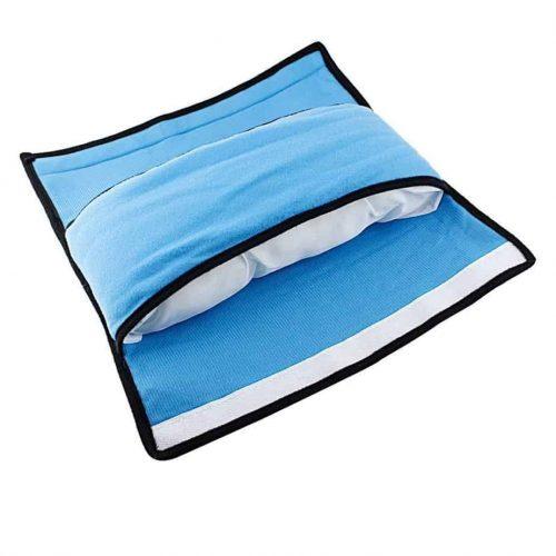 Seat Belt Pillow Car Safety Belt Protect,Shoulder Pad,Adjust Vehicle Seat Belt Cushion