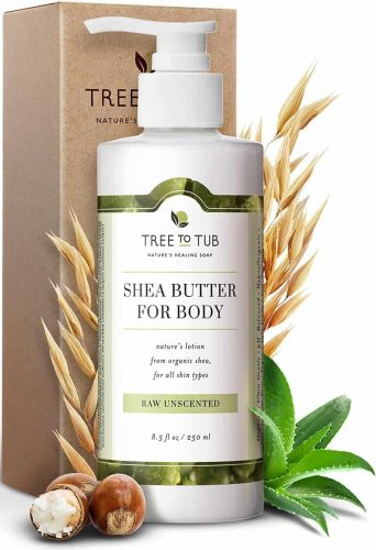 Tree To Tub Lotion for Sensitive Skin