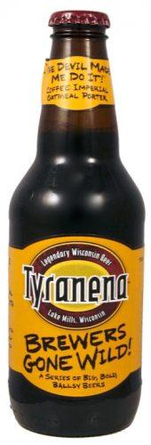 Tyranena Brewing Company The Devil Made Me Do It