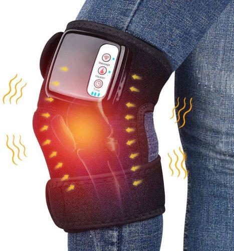 Wireless Heating Knee Pads Knee Massager